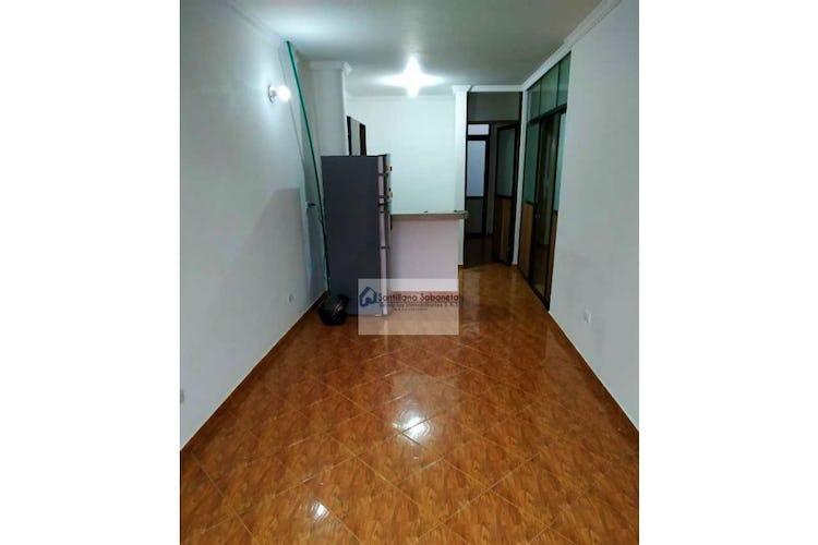 Portada Apartamento en venta en  Sabaneta. Con  2 Habitaciones-58mt2