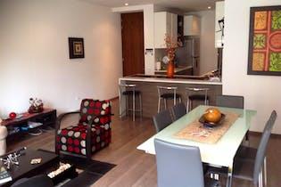 Apartamento en venta en Chicó Reservado de 132m² con Bbq...
