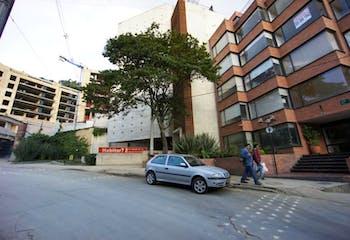 Apartamento en Los Rosales, Chapinero - Una alcoba