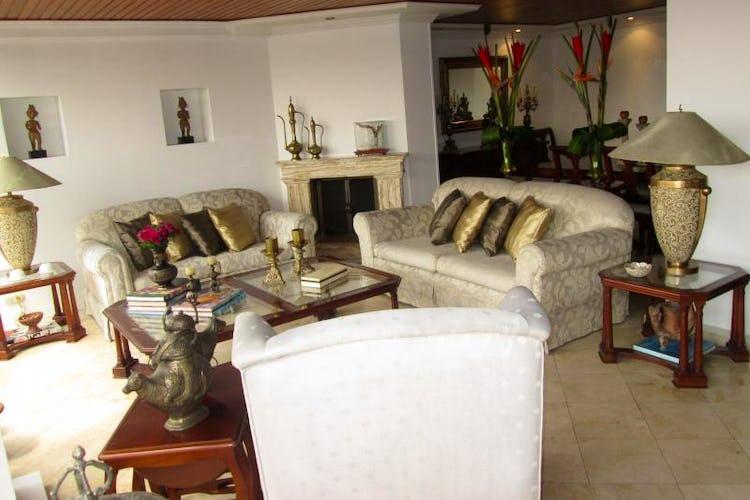 Portada Apartamento En Venta En Bogota Santa Barbara Central - Usaquen