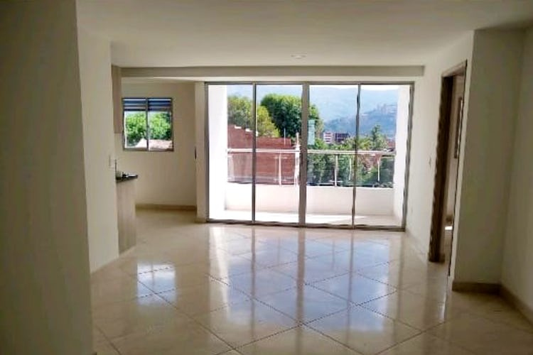Portada Apartamento en Rosales, Belen - 90mt, piso 3, balcón
