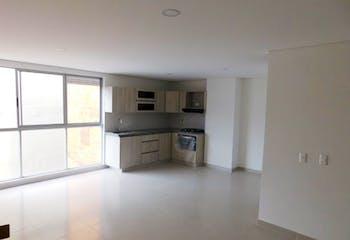 Apartamento en Campo Alegre, La America - 86mt, duplex, dos alcobas