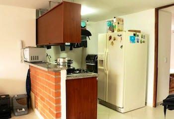 Apartamento en venta en Barrio La América de 2 hab.
