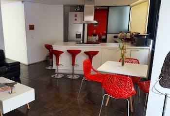 Departamento en venta en Hipódromo Condesa,   117 m² con excelentes amenidades
