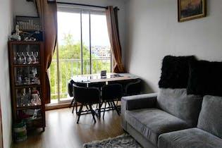 Apartamento En Venta En Bogota Engativa, Con 3 habitaciones-49mt2