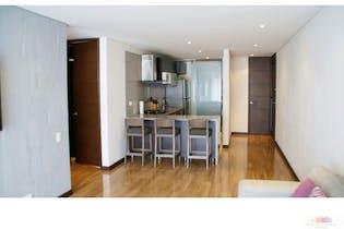 Apartamento en venta  en Santa Paula de dos habitaciones