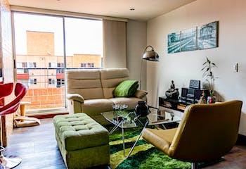 Apartamento en venta en Hayuelos con Zonas húmedas...