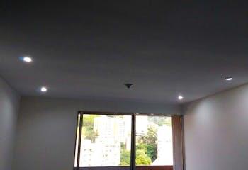 Apartamento en Maria Auxiliadora, Sabaneta - 67mt, tres alcobas