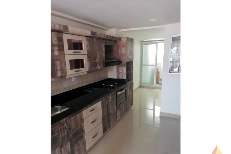 Portada Apartamento en venta en Las Chimeneas, Itagui.
