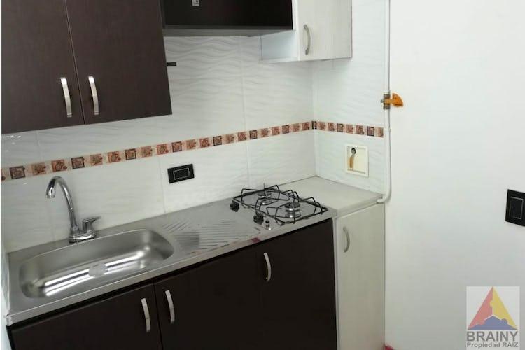 Portada Apartamento en El Trianon, Envigado - 60mt, piso 3, dos alcobas