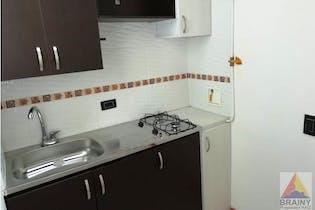 Apartamento en El Trianon, Envigado - 60mt, piso 3, dos alcobas