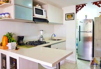 Apartamento en venta en Envigado, 65m²
