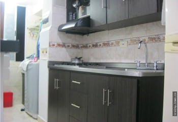 Apartamento en venta en Itagüí de 60m²