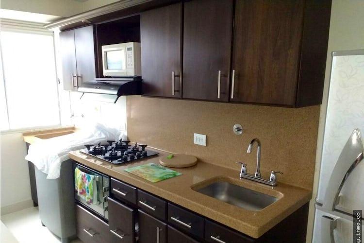 Portada Apartamento en venta en La Cuenca, Envigado.