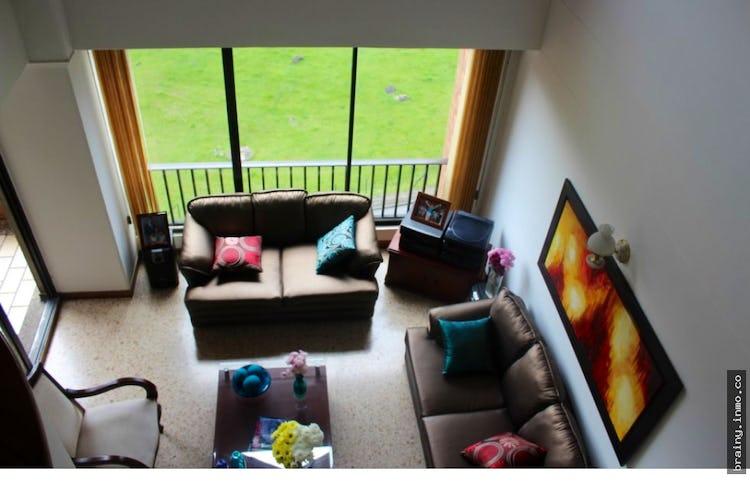 Portada Apartamento en venta en Los Balsos, Medellin.