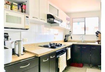 Apartamento en venta en Barrio Cedritos 95m² con Zonas húmedas...