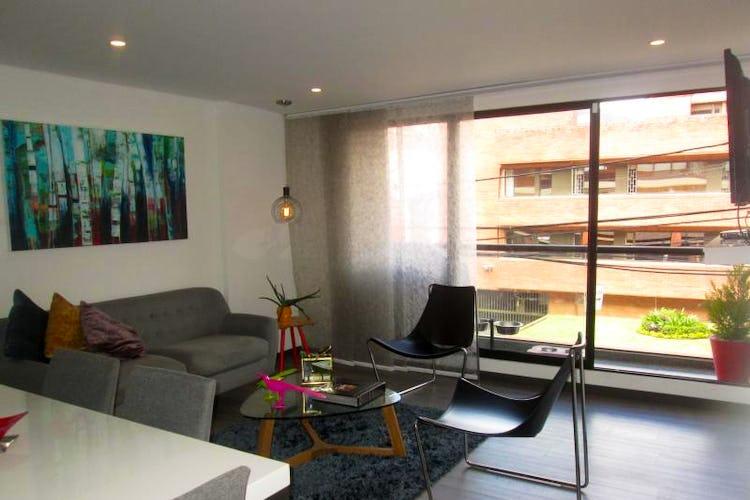 Portada Apartamento En Venta En Bogota Santa Paula