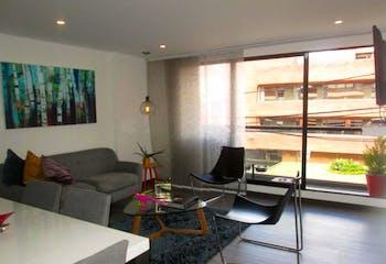 Apartamento en venta en Santa Paula, 90m² con Bbq...