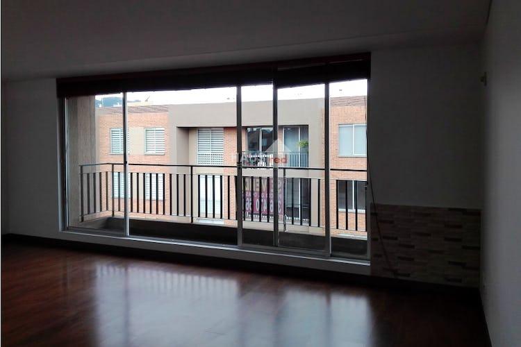 Portada Apartamento en Cajicá, Cundinamarca con 3 habitaciones-104mt2.