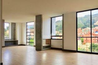 Apartamento de 160m2 en Bella Suiza, Bogotá - con tres habitaciones