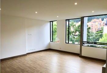 Apartamento de 118m2 en Bella Suiza, Bogotá - con tres habitaciones