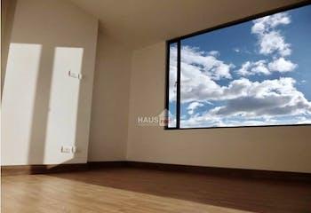 Apartamento de 82m2 en Bella Suiza, Bogotá - con dos habitaciones