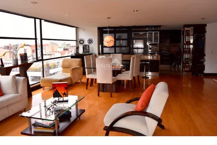 Portada Penthouse Dúplex de 198m2 en Santa Bárbara - con terraza de 52m2