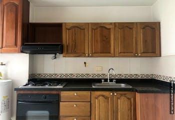 Apartamento en El Nogal, Laureles - 132mt, terraza, dos alcobas