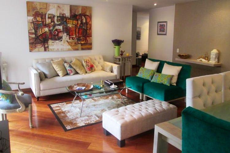 Portada Apartamento En Venta En La Calera, Usaquén - Bogotá cuenta con tres alcobas
