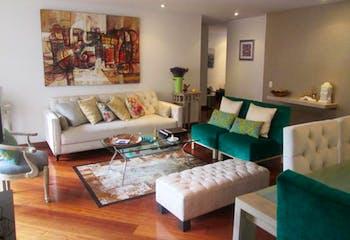 Apartamento En Venta En La Calera, Usaquén - Bogotá cuenta con tres alcobas