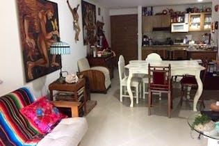 Apartamento en Aves Marias, Sabaneta - 86mt, dos alcobas, balcón