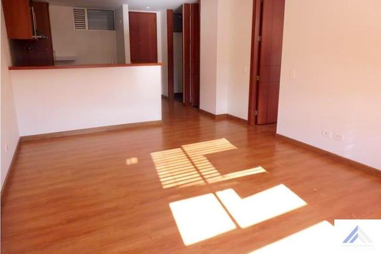 Portada Apartamento de 58m2 en el Contador, Bogotá - con una habitación