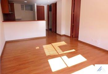 Apartamento de 58m2 en el Contador, Bogotá - con una habitación