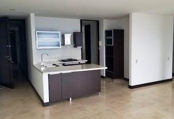 Apartamento en Aves Maria, Sabaneta - 115mt, tres alcobas, balcón