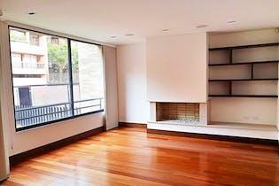 Apartamento en Bogota Los Rosales - 156 mts, 4 parqueaderos.