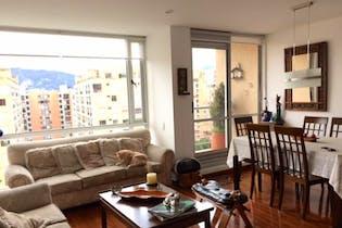 Apartamento en Spring, Atabanza - 83mt, tres alcobas, dos balcones