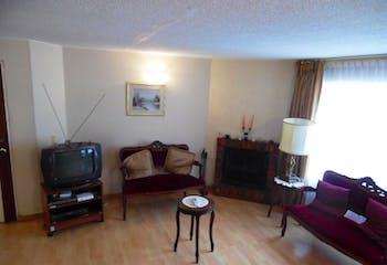 Apartamento en Dardanelo, Toberin - 81mt, tres alcobas, chimenea