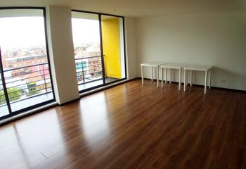 Apartamento en venta en Prado Veraniego de 1 hab. con Solarium...