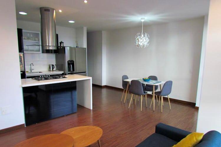 Portada Apartamento En Venta En Bogota Navarra-Usaquén
