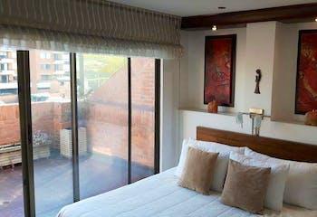 Apartamento en venta en Chapinero Alto de 2 habitaciones