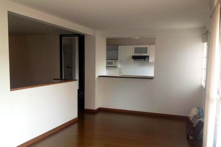Portada Apartamento en 87,74m2 en Lisboa, Bogotá - con tres habitaciones