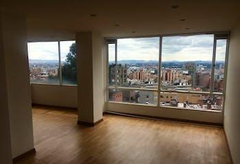 Apartamento de 75m2 en Los Rosales, Bogotá - muy buena ubicación