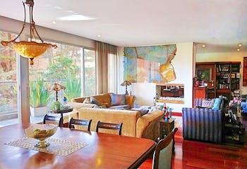 Apartamento en Rosales, Chico - 292mt, tres alcobas, terraza
