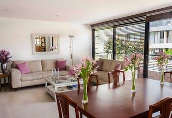 Apartamento en Bella Suiza 3 habitaciones, 169 metros