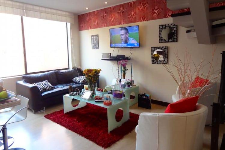 Portada Apartamento En Venta En Bogota Santa Barbara Occidental