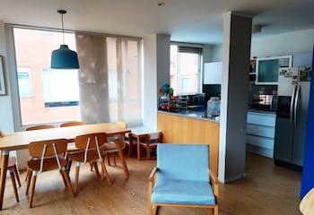 Apartamento en venta en San Patricio 78m²
