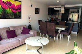 Departamento en venta en Col. Del Valle Centro, 80 m² con balcón