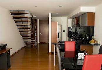 Apartamento en San Patricio duplex de 2 habitaciones, 83 m2