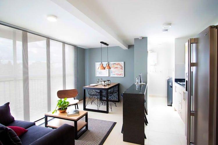 Portada Apartamento en rionegro - 57 mts, 1 parqueadero.