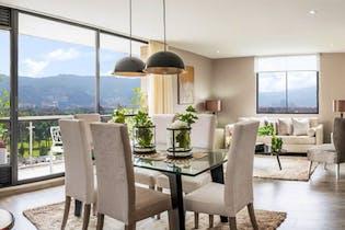 Apartamento en la calleja alta - 129 mts, 2 parqueaderos.